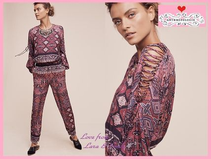 16AW☆最安値保証*関送料込【Anthropologie】Rosewood Jumpsuit