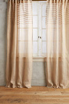 """SALE """"ANTHROPOLOGIE"""" Glinting Pintuck Curtain"""