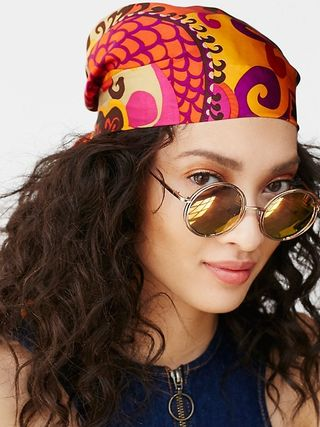【Free People】Santorini Silk Turban