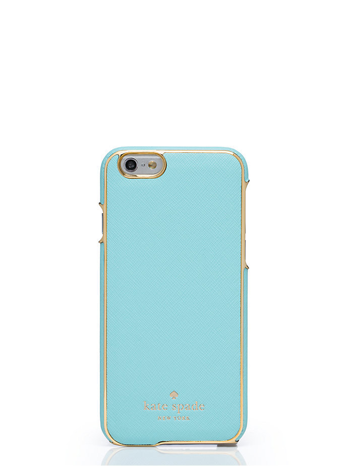 ★Kate Spade★ leather  iPhone6/6Sケースwallet