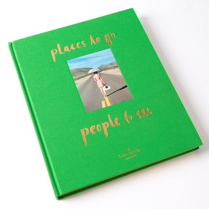 Kate Spade New York Places to Go People to Seeブック