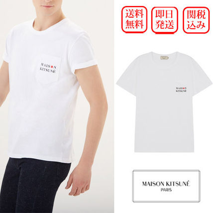 kitune pocket T differentiate one rank above t-shirt
