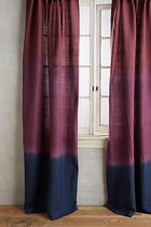 "SALE ""ANTHROPOLOGIE"" Dip-Dye Curtain"