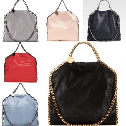 STELLA MCCARTNEY 3 book chain tote 234387W9132.