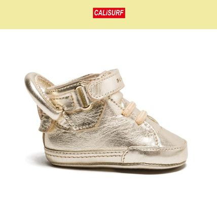 NEW! 8cm BABY(0-6MONTH) BUSCEMI(ブシェミ)100MM BABY SHOES