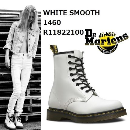 And Dr. Martens 1460 8 EYE classic boots