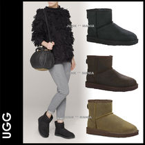 ■SALE★即日発送【UGG】Women's/CLASSIC MINI Leather
