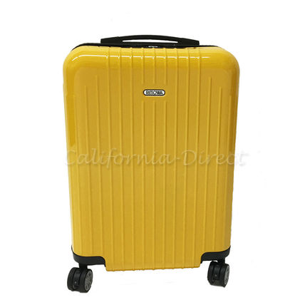 Rimowa ultra-light special limited Spped Yellow airplane