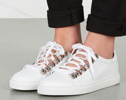 TOGA Slip-on metal Sneakers Shoes Stan