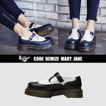 Dr Martens★CORE DEMIZE MARY JANE★メリージェーン★黒&白