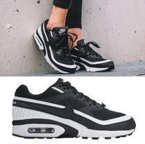 Sale Boy's 女性も履ける☆Nike☆Air Max BW GS Black/ White