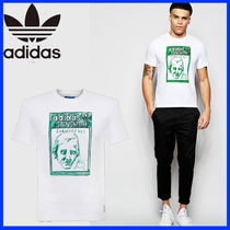 ★adidas★ARTIST STAN SMITH TONGUE LABEL TEE