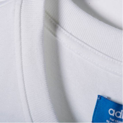 adidas Tシャツ・カットソー ★adidas★ARTIST STAN SMITH TONGUE LABEL TEE(5)