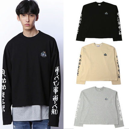 (Romantic Crown) ☆ 月下情人 Drop shoulder Wide Crew neck ☆