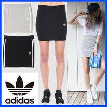 人気商品 ★adidas★ 3STRIPES SKIRT 2色
