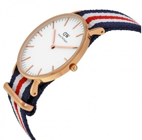 大人気☆ Daniel Wellington - Classic Canterbury Rose Gold