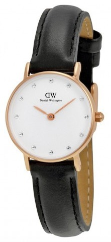 ☆即発☆ Daniel Wellington - Classy Sheffield Diamond Quartz