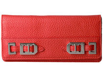 完売間近SALE【NINE WEST】Gleam Team Deluxe Wallet