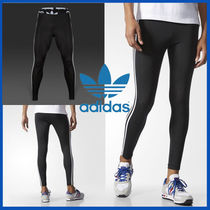 ★adidas★  CLFN TIGHTS BLACK 男性用レギンス