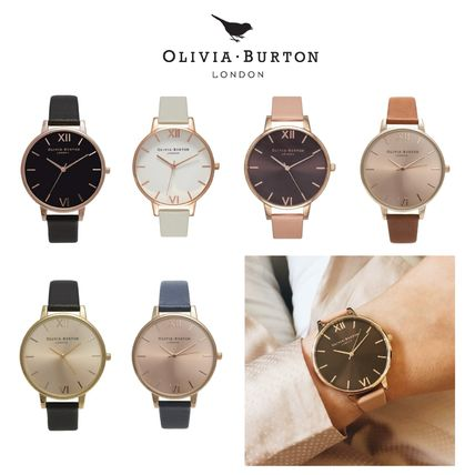 ●関税/送料込み●*Olivia Burton* Big DIAL 38mm / 6Color