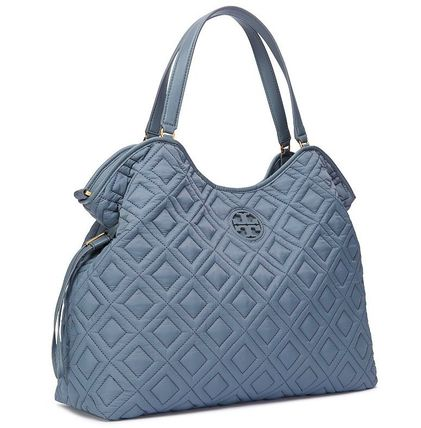 Tory Burch マザーズバッグ 最新作期間限定セールトリーバーチ marion QUILTED  BABY BAG(10)