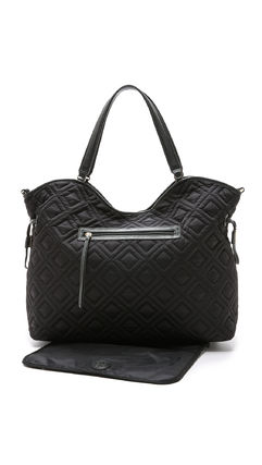 Tory Burch マザーズバッグ 最新作期間限定セールトリーバーチ marion QUILTED  BABY BAG(7)