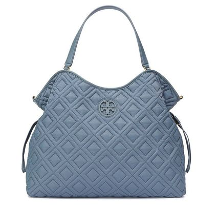 Tory Burch マザーズバッグ 最新作期間限定セールトリーバーチ marion QUILTED  BABY BAG(8)