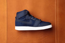 【送料無料】 NIKE AIR JORDAN 1 KO HIGH OG - NAVY