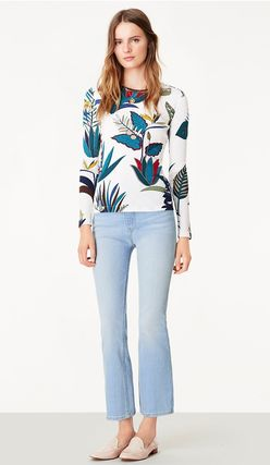 Tory Burch DANIELLE T-SHIRT