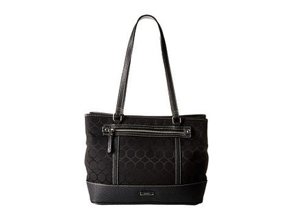 Nine West トートバッグ 完売間近SALE【NINE WEST】 9S Jacquard Tote