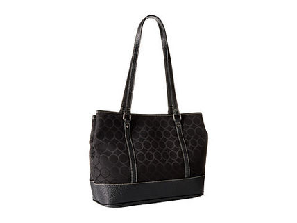 Nine West トートバッグ 完売間近SALE【NINE WEST】 9S Jacquard Tote(2)