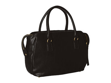 Nine West ボストンバッグ 完売間近SALE【NINE WEST】Just Zip It Medium Satchel(2)