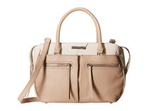完売間近SALE【NINE WEST】Just Zip It Medium Satchel