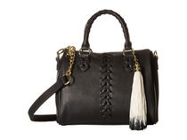 SALE愛用者多数●STEVE MADDEN● Barrel Braid Stitch Satchel