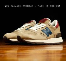 NEW BALANCE M990DAN  MADE IN USA 使える一足