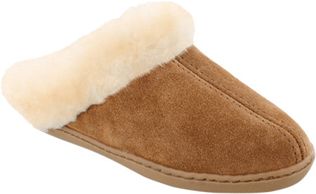 shearling slippers c .