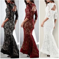 Venus*LONG LACE DRESS