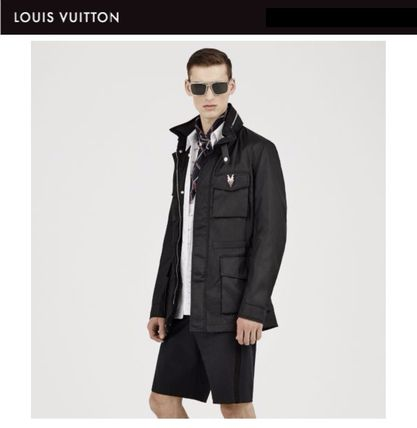 2016/2017AW【Louis Vuitton】ナイロンパーカブルゾン