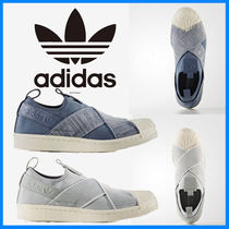 ★adidas★SUPERSTAR SlipOn W 2色