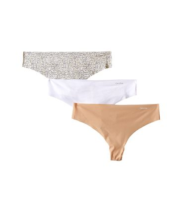 【Calvin Klein】Invisibles 3-Pack Thong/ショーツ
