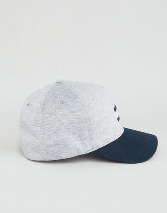 Tommy Hilfiger Flag Cap in Gray