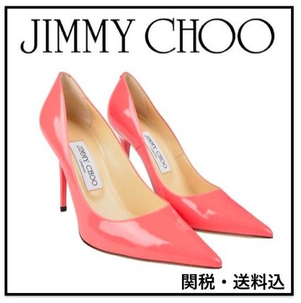 ☆SALE☆【Jimmy Choo】ABEL PATENT ヒール【関税・送料込】