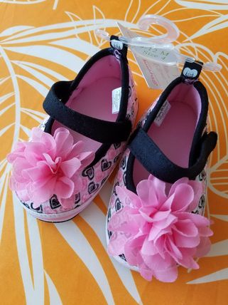 Baby shoes girl