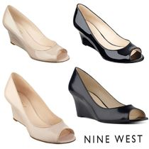 Sale★【Nine West】ウエッジパンプス★Relaxxin