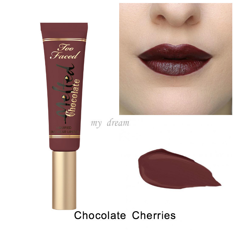 Too Faced♪MELTED CHOCOLATE♡リップスティック(6色)