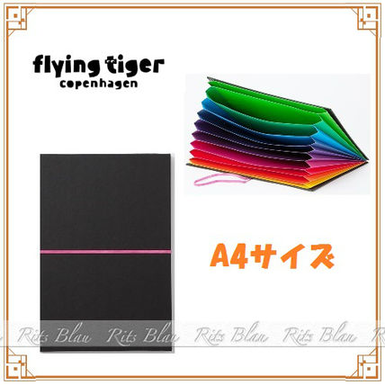 ♦ / ♦ flying tiger document A4