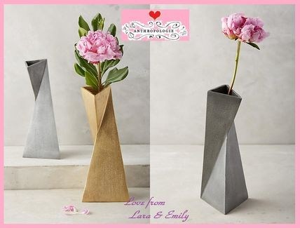 16AW☆最安値保証*関税送料込【Anthro】Twined Angles Vase