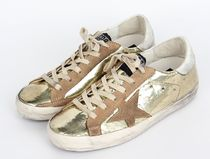 【関税負担】 GOLDEN GOOSE 16AW SUPERSTAR GOLD/WHITE