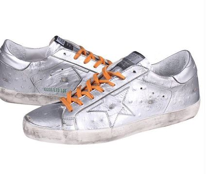 【関税負担】 GOLDEN GOOSE 16AW SUPERSTAR SIL LIMITED EDITION