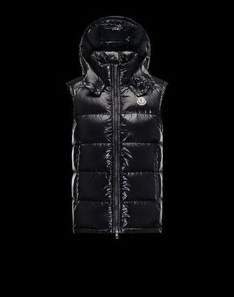 2016/17AW MONCLER LACET black ダウンベスト